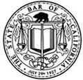 California Bar Seal